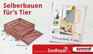 diy - katzenmöbel selber bauen | zooroyal ratgeber, Gartenarbeit ideen