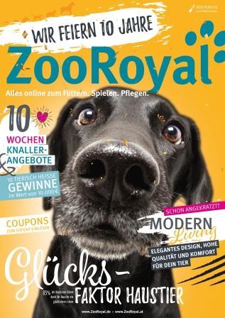 Cover Jubiläumsmagazin