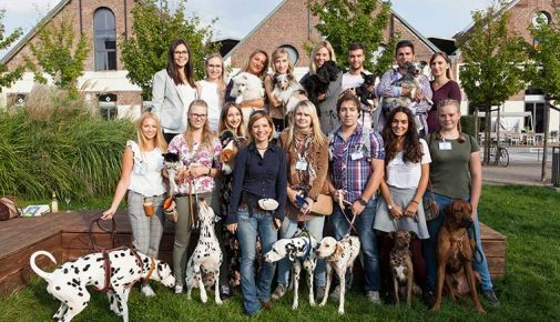 Hundeblogger-Treff bei ZooRoyal