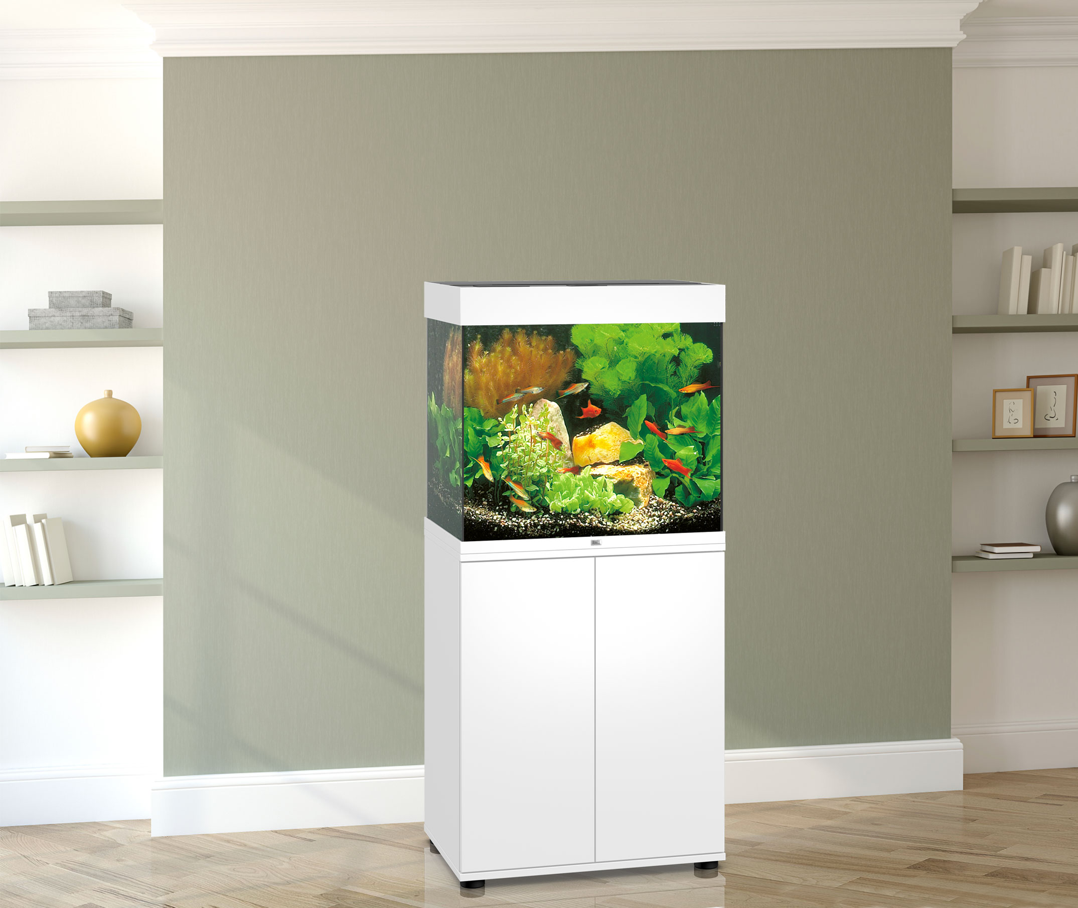 juwel lido 120 led komplett aquarium ohne schrank bei zooroyal. Black Bedroom Furniture Sets. Home Design Ideas