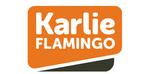 Karlie Flamingo Aquarium Dekoration