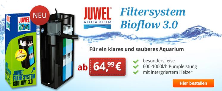 Das Filtersystem Bioflow 3.0 von Juwel: Für ein klares und sauberes Aquarium