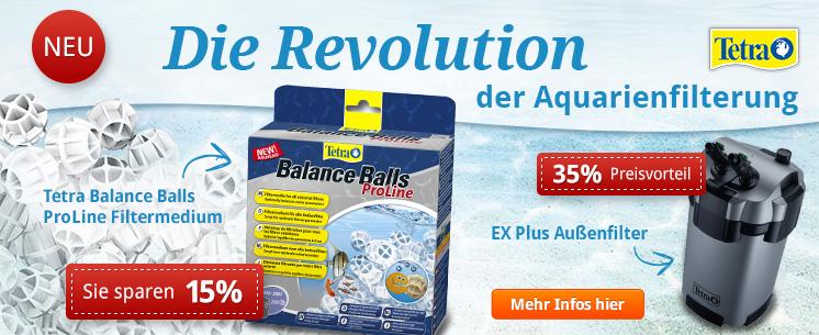 Jetzt NEU: Tetra Balance Balls Proline Filtermedium