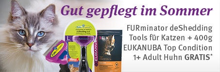Eukanuba Gratis Futter