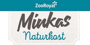 ZooRoyal Minkas Naturkost Katzen-Nassfutter