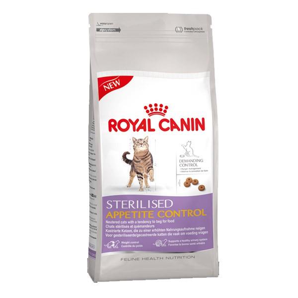 royal canin katzenfutter sterilised appetite control katzen trockenfutter katzenfutter. Black Bedroom Furniture Sets. Home Design Ideas