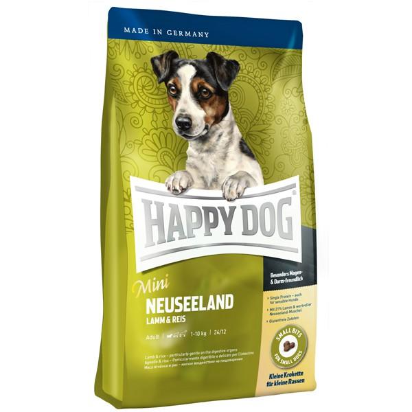 happy dog hundefutter mini neuseeland. Black Bedroom Furniture Sets. Home Design Ideas