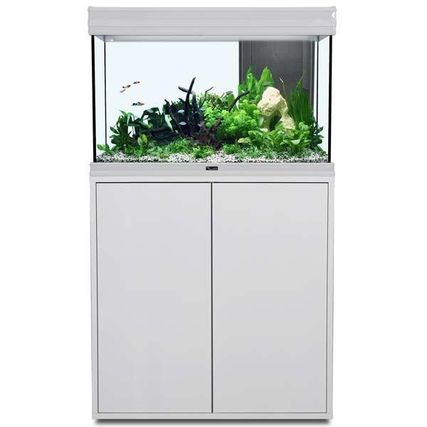 wei es aquarium 176 l volumen mit passendem unterschrank. Black Bedroom Furniture Sets. Home Design Ideas