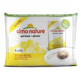 Almo Nature Classic Multipack (6x55g)