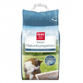 REWE Beste Wahl Naturklumpstreu 10kg