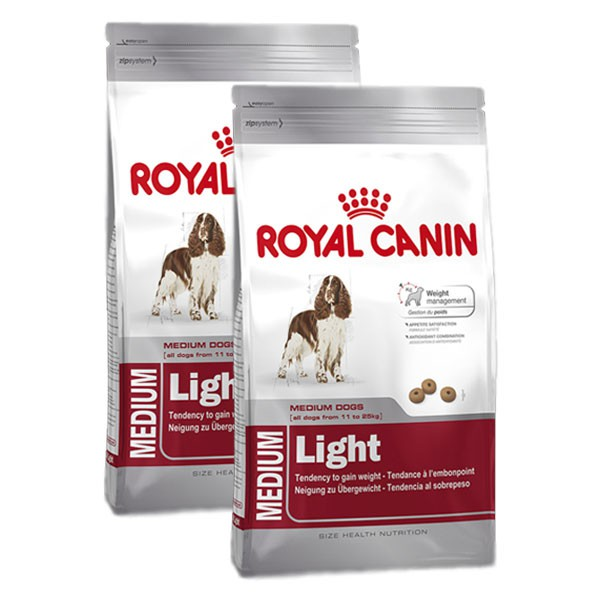 royal canin medium light hunde trockenfutter. Black Bedroom Furniture Sets. Home Design Ideas