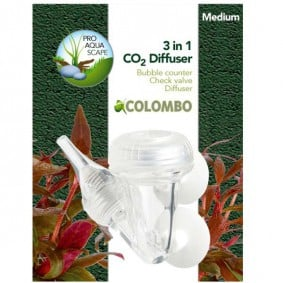 Colombo CO2 DIFFUSOR 3 in 1