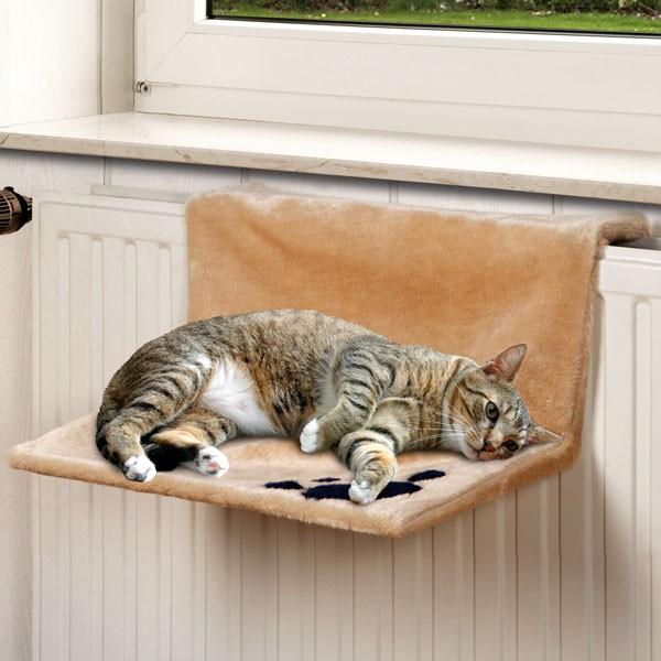 karlie flamingo kitty siesta heizk rperliege h ngematte. Black Bedroom Furniture Sets. Home Design Ideas