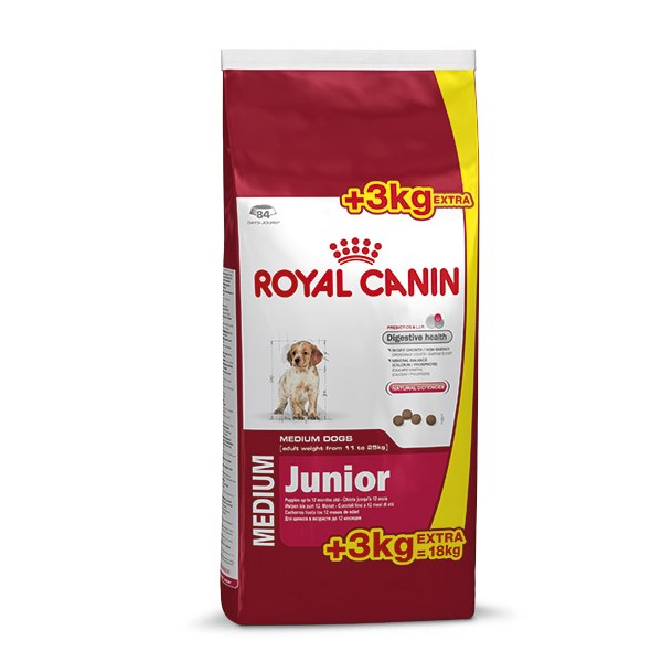 Royal canin medium junior - Royal canin medium junior 15kg ...