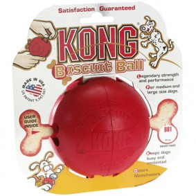 Kong Biscuit Ball -