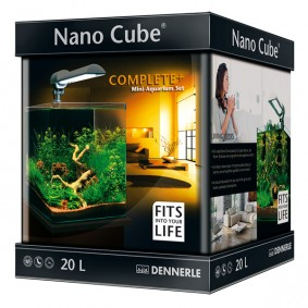 DENNERLE NanoCube Complete Plus 20l Aquarium Set